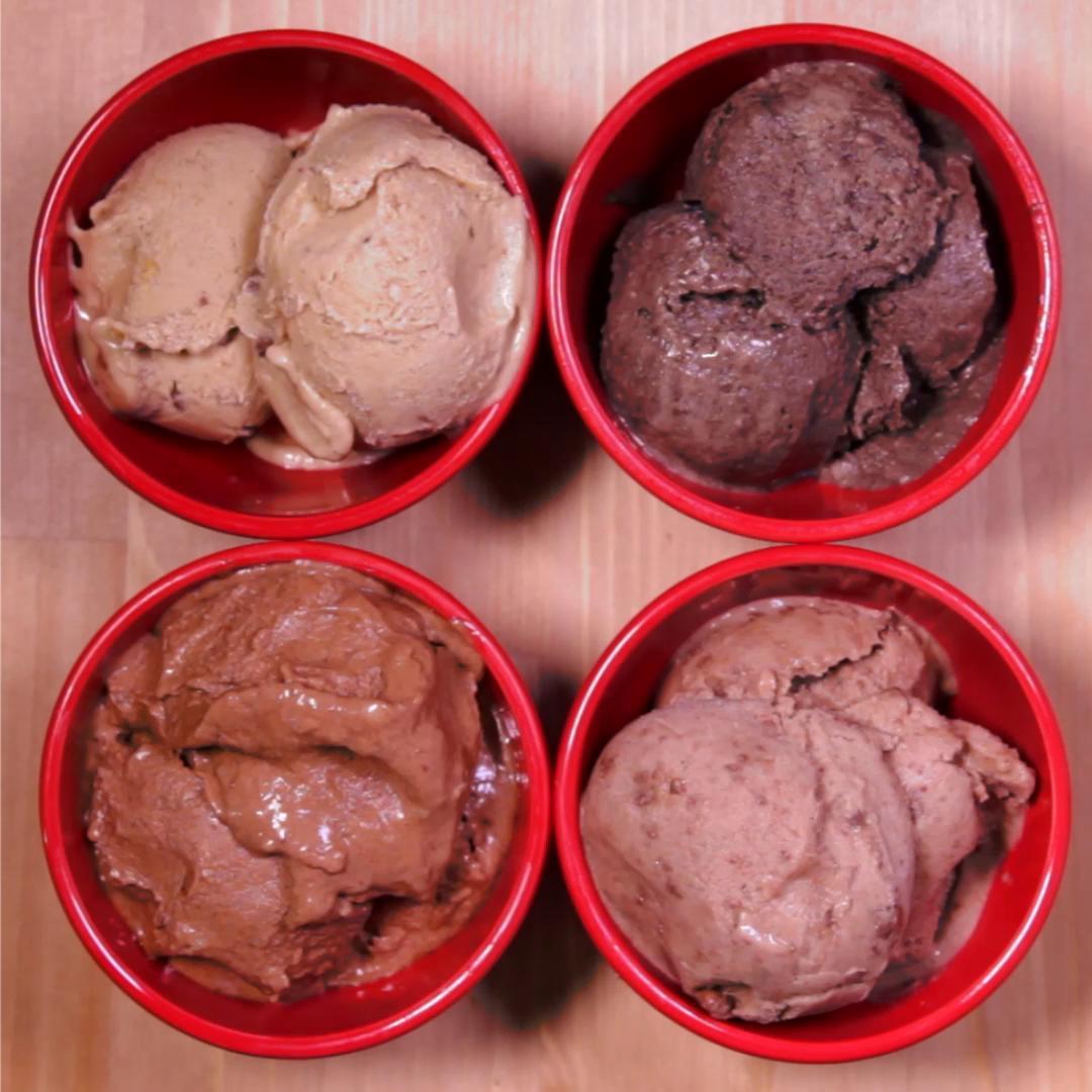 Vegan banana ice cream recipe by tasty ingredients ccuart Choice Image