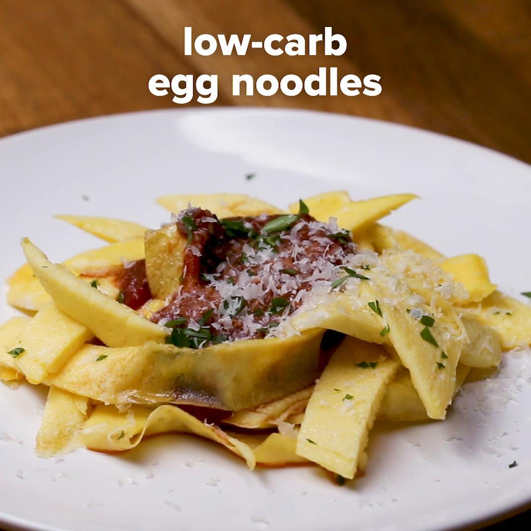 Egg noodles recipe