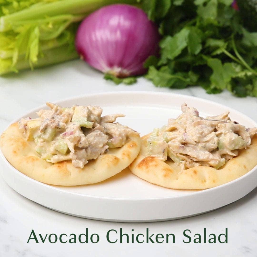 Chicken Salad Recipe In Food Processor