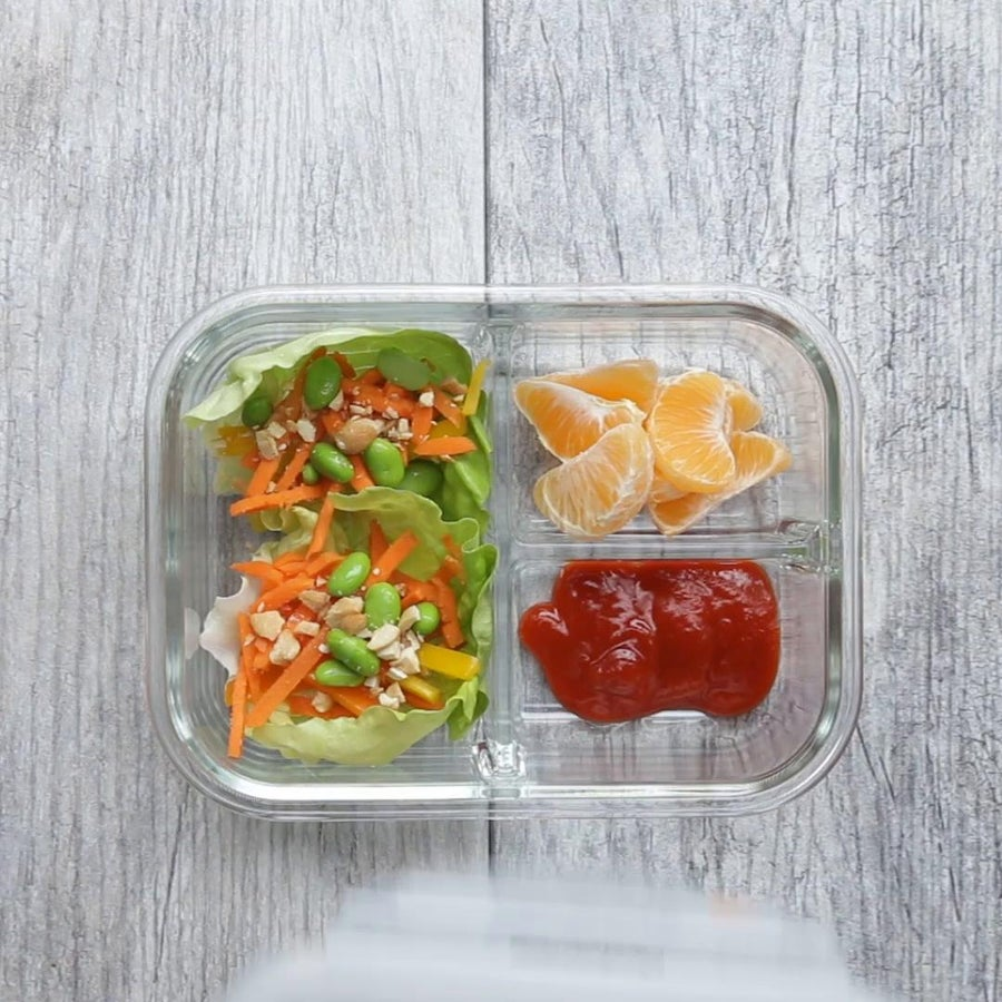 Lettuce Wrap Box