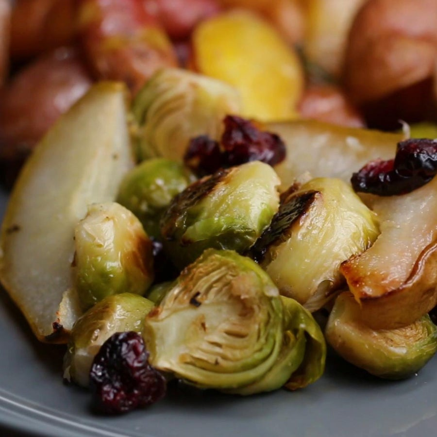 Roasted Vegetables By Ayesha Curry