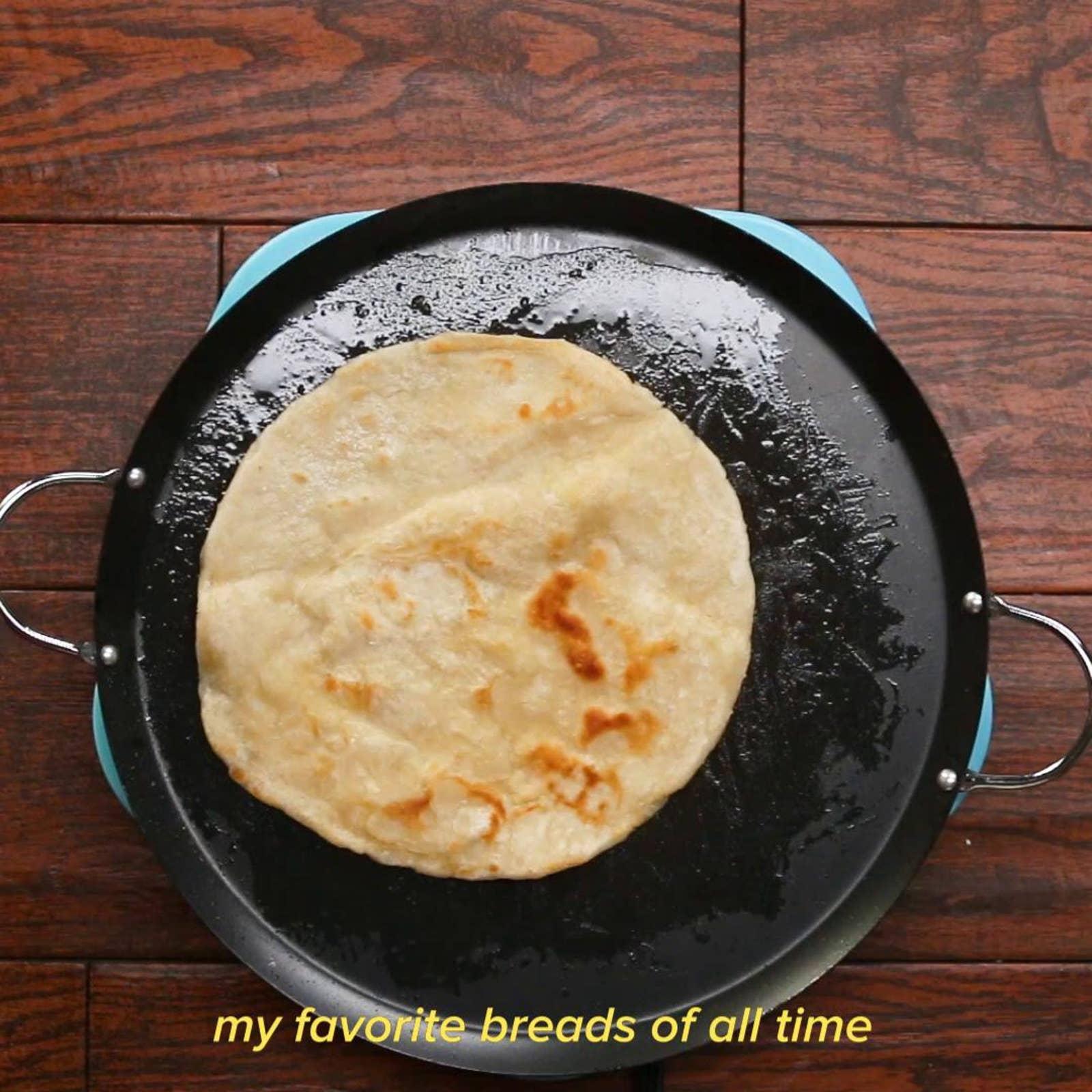Trinidadian Roti