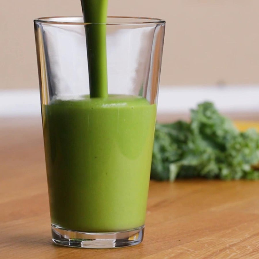 Get Your Greens Kale Smoothie