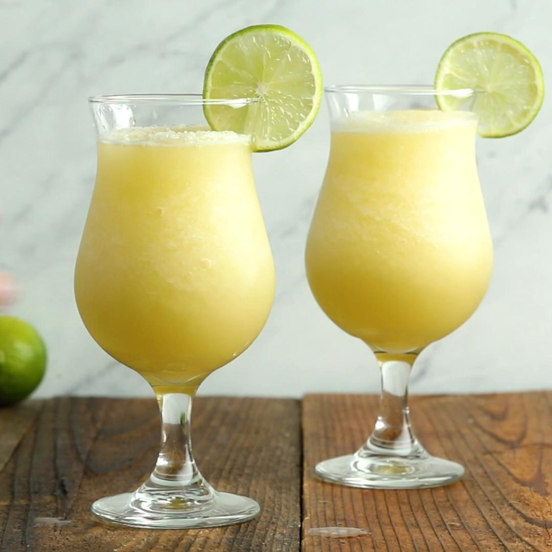 Frozen Alcohol Optional Drinks Recipes
