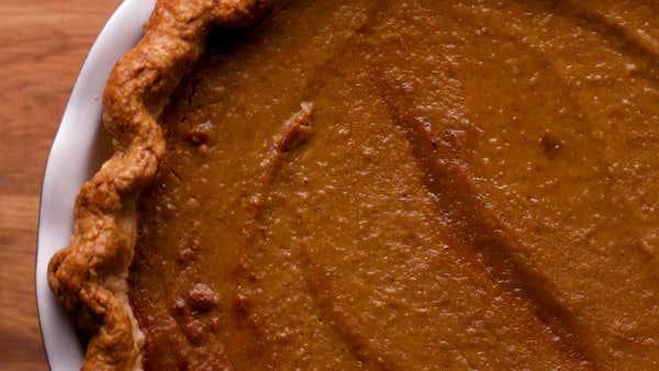 Pumpkin Pie Fresh