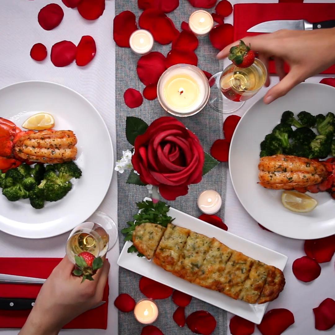 Cheap romantic meal ideas
