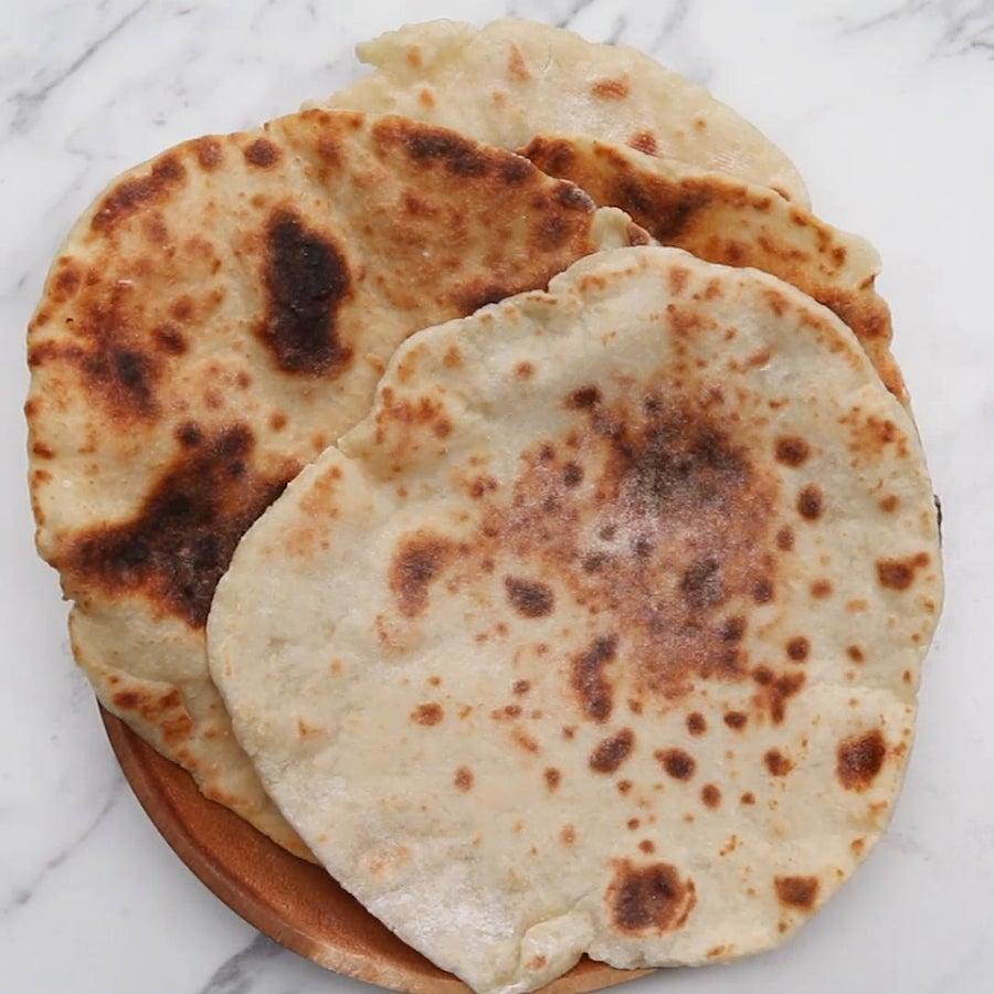 2-ingredient Flatbread