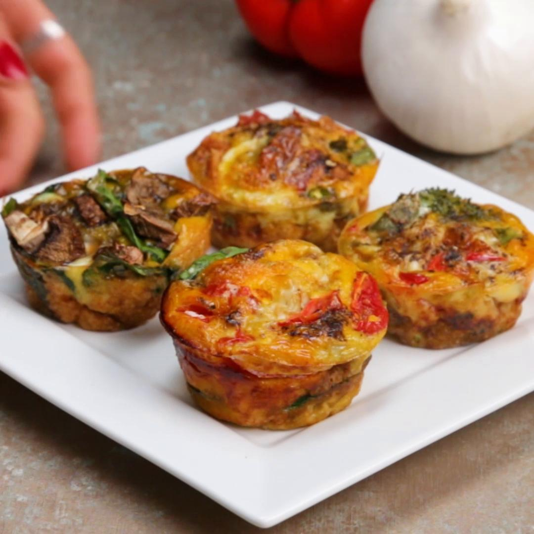 Egg Cups Recipe By Tasty