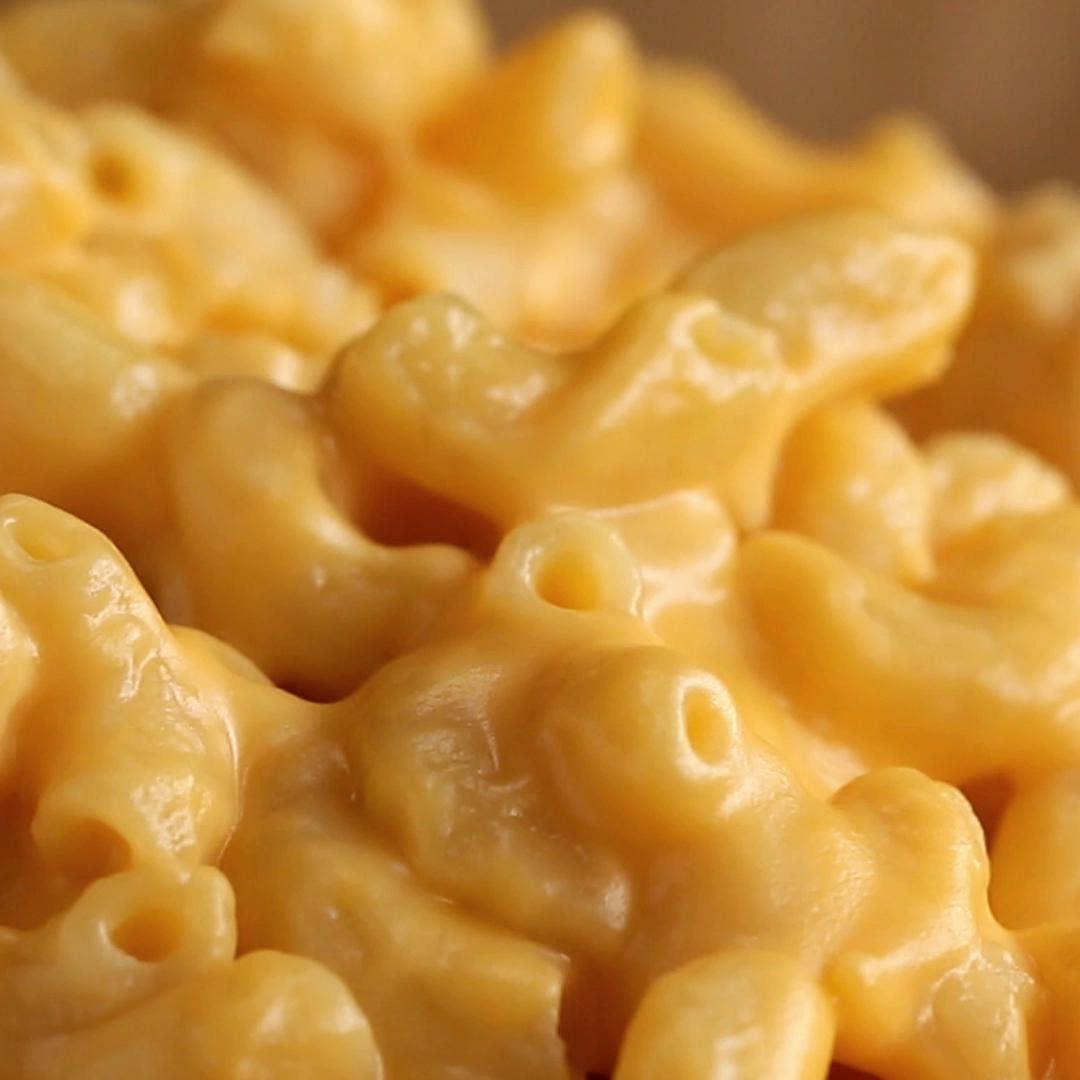 3 Ingredient Mac Cheese Recipe By Tasty