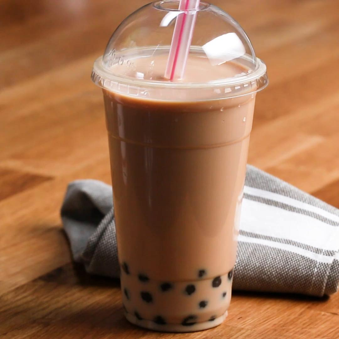 Taiwanese Bubble Tea Recipe By Tasty
