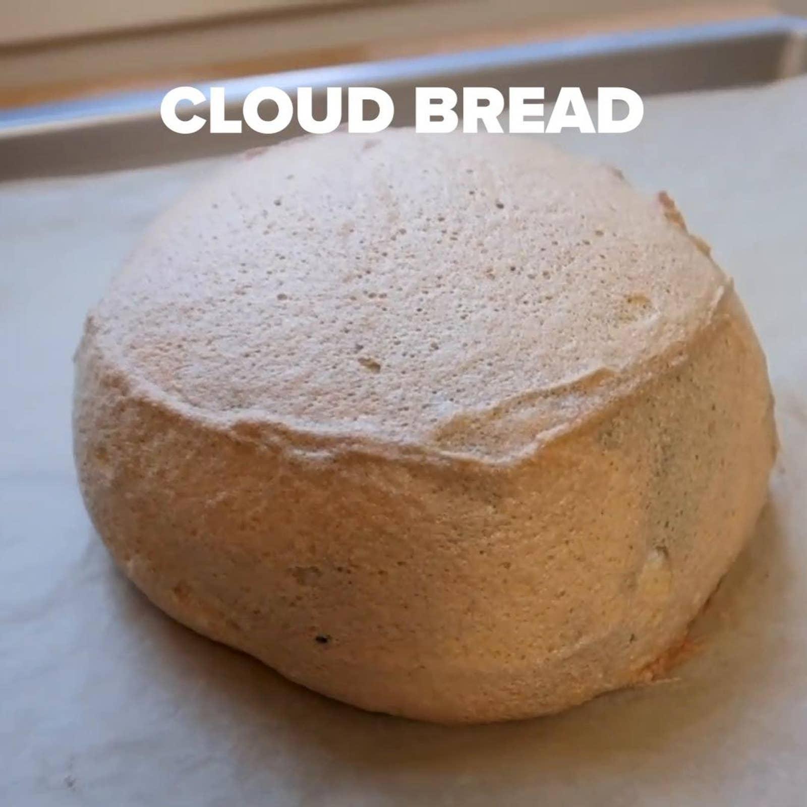 TikTok Cloud Bread