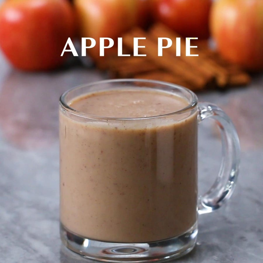 Apple Pie Winter Smoothie