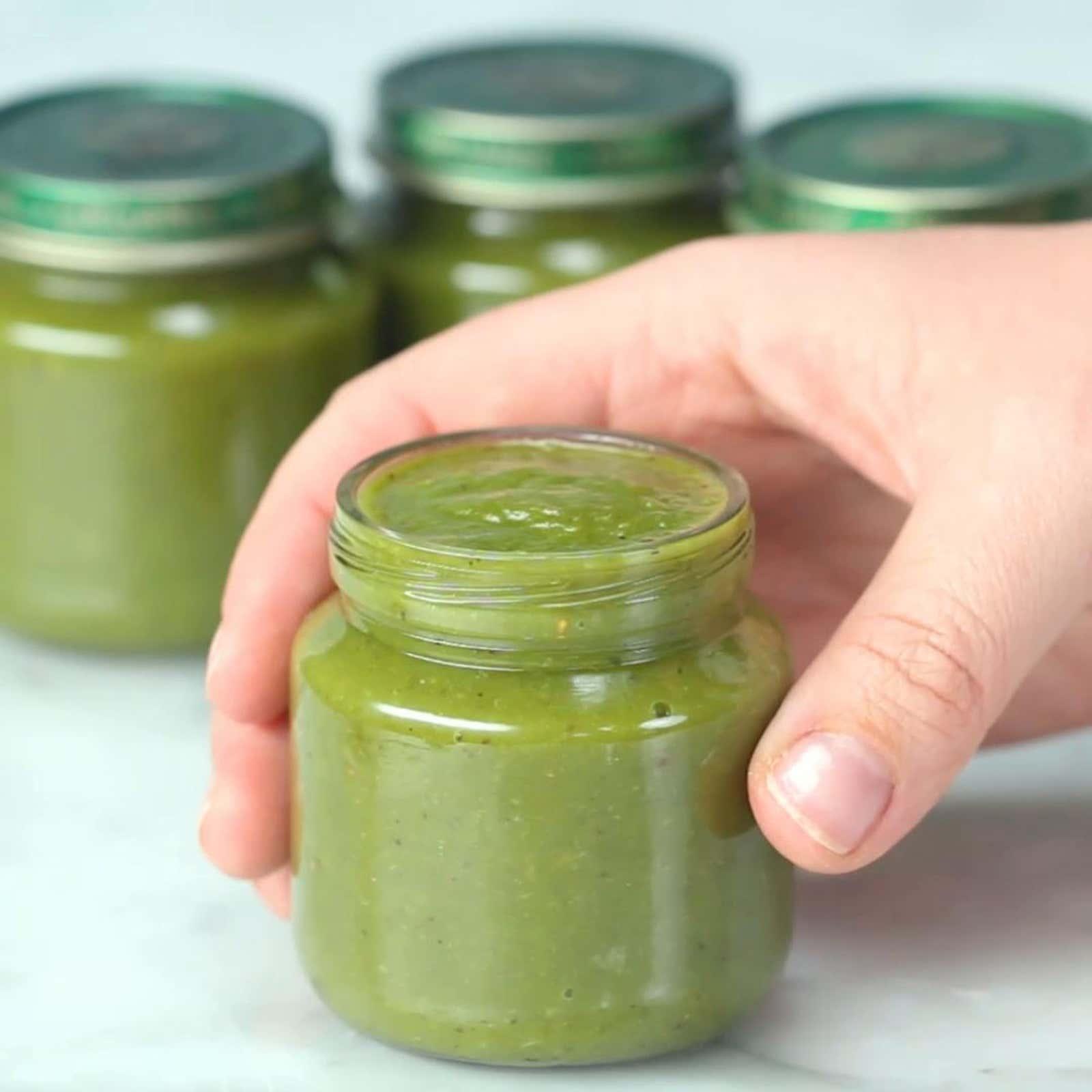Green Machine Baby Food (11+ Months)