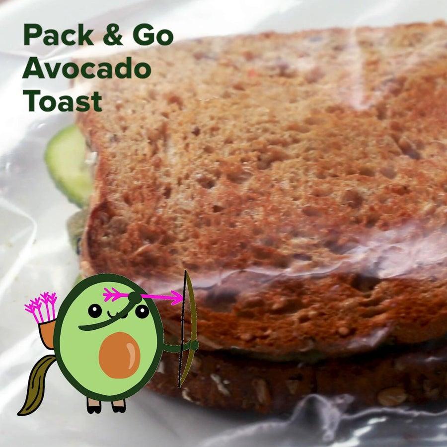 Pack And Go Avocado Toast (Sagittarius)