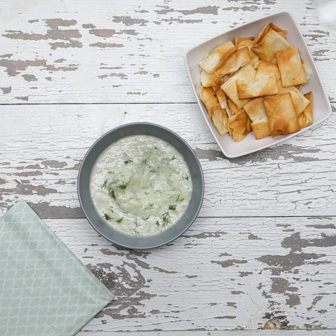 Vegan Ranch Dip Recipe By Tasty