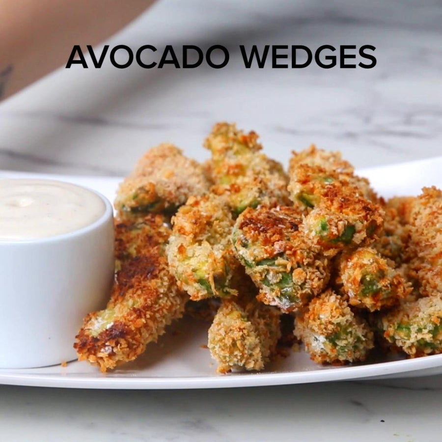 Avocado Wedges
