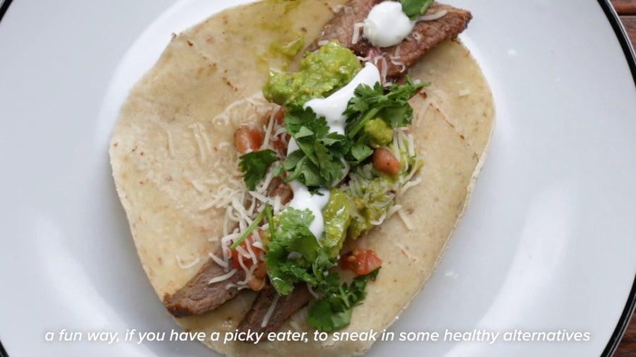 Sheet Tray Taco Night