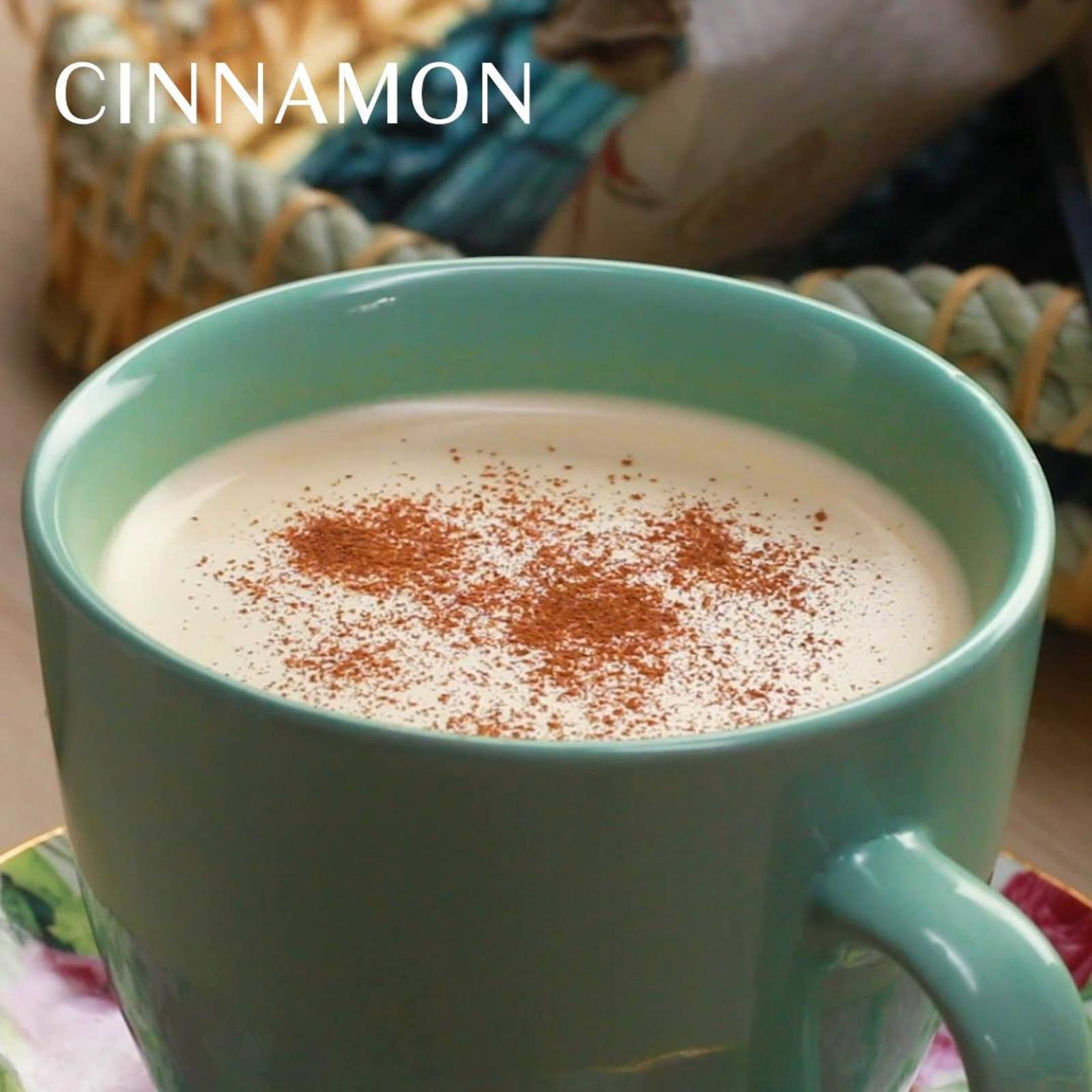 Cinnamon Chai Sleepy Time Milk
