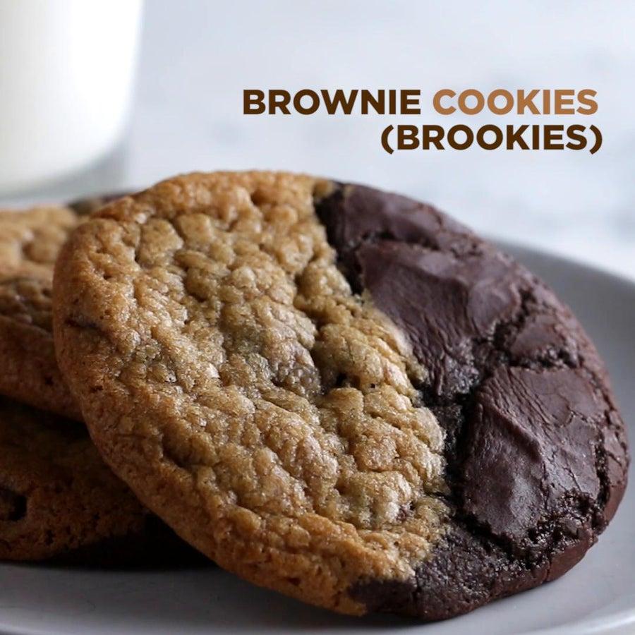 Box Brownie Cookies (Brookies)