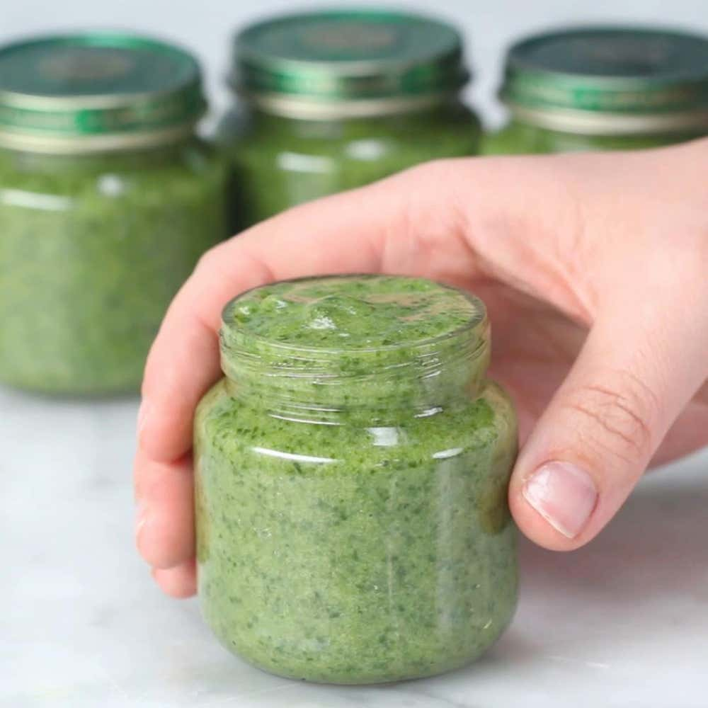 Oh kale yeah baby food 11 months recipe by tasty by crystal hatch forumfinder Images