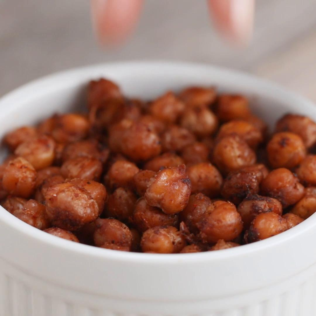 How to Make Chilli Lime Chickpeas