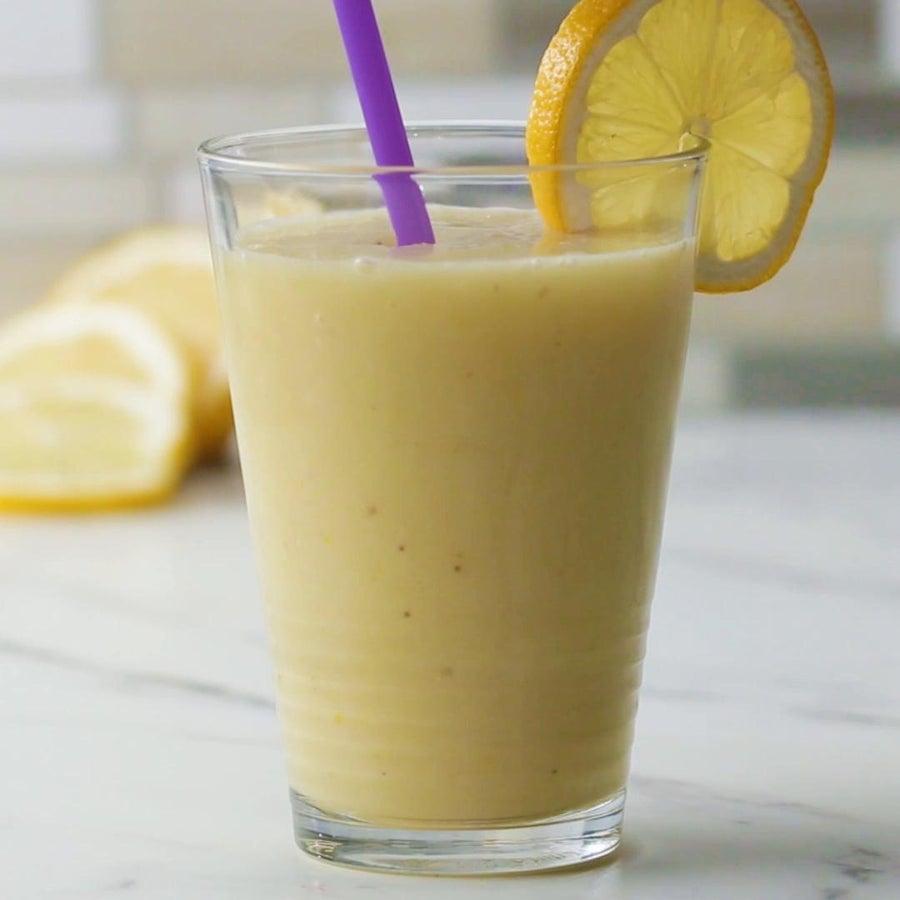 Classic Frosty Lemonade