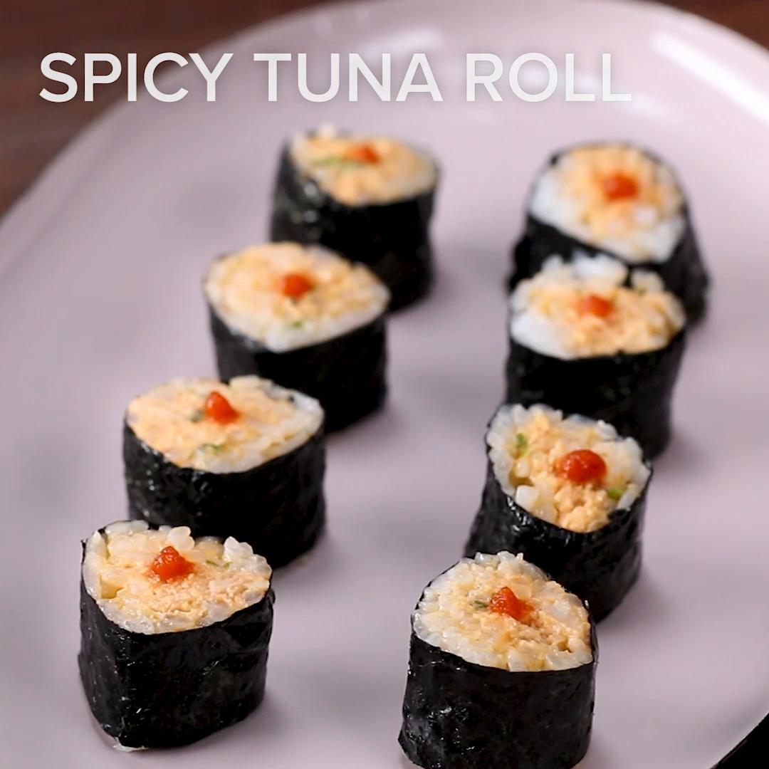 How to cook Philadelphia rolls