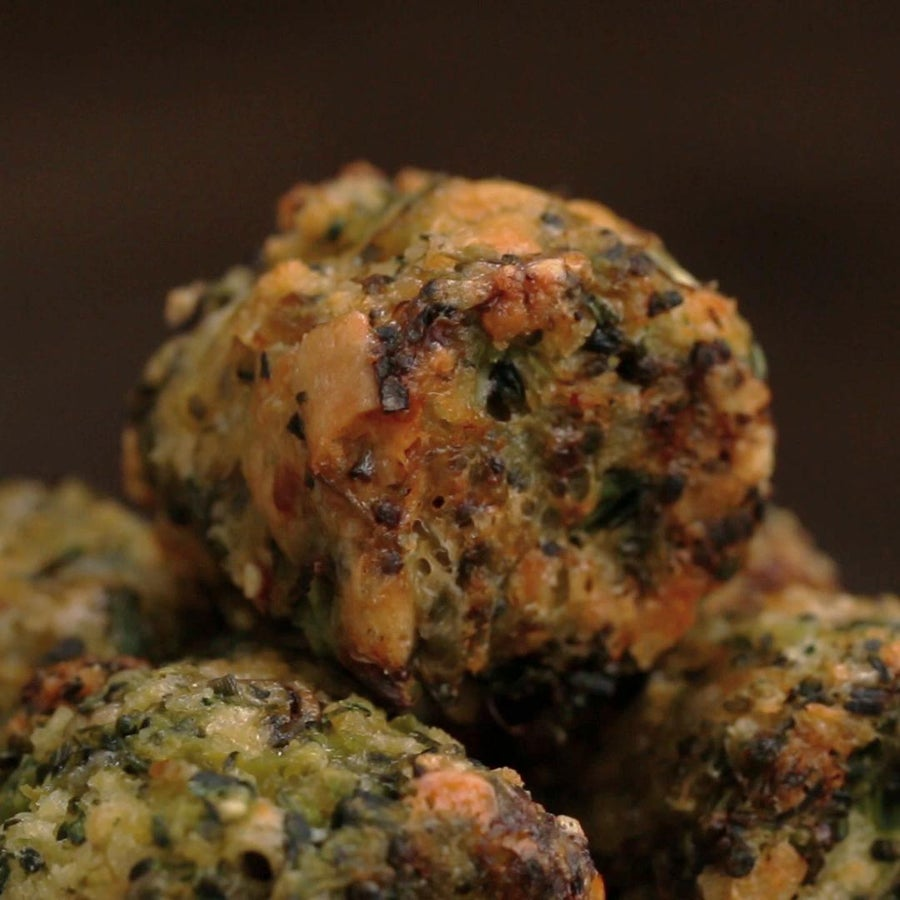 Healthy Broccoli Cheddar Tots