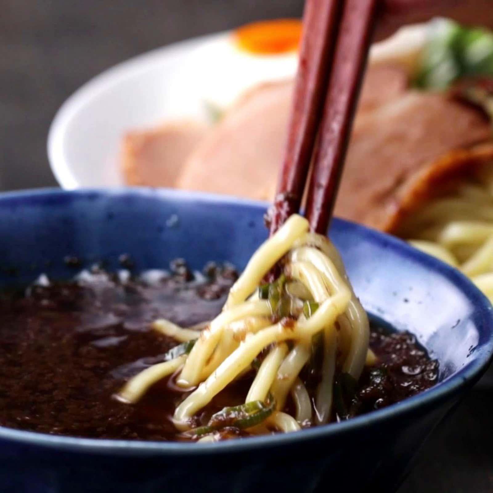 Tsukemen (Dipping Noodles)