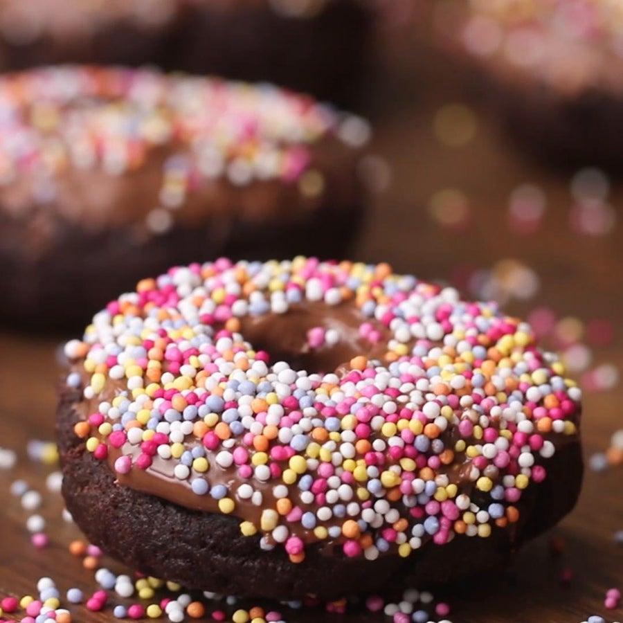 Gluten-free Doughnuts