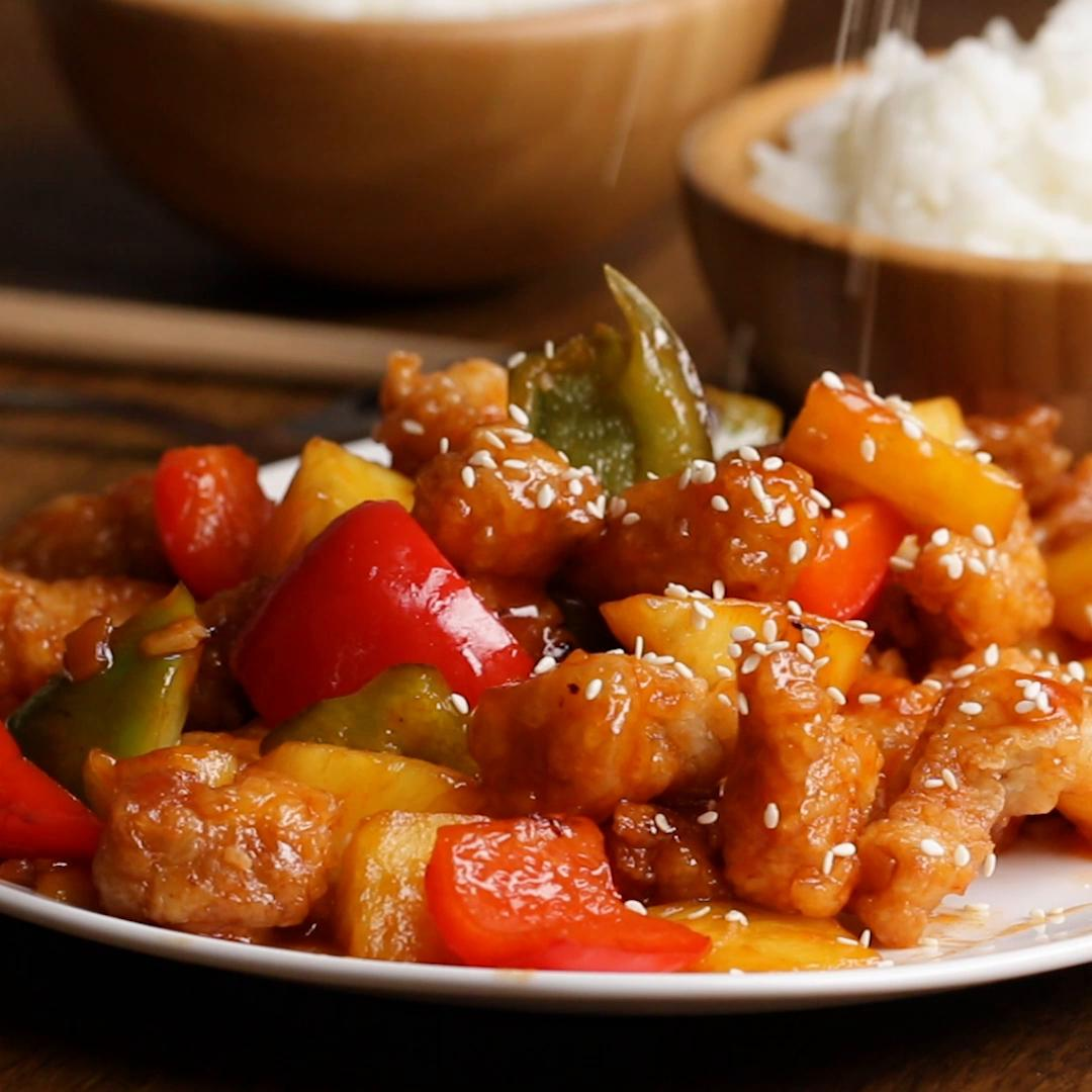 Sweet And Sour Pork Recipe By Tasty Watermelon Wallpaper Rainbow Find Free HD for Desktop [freshlhys.tk]
