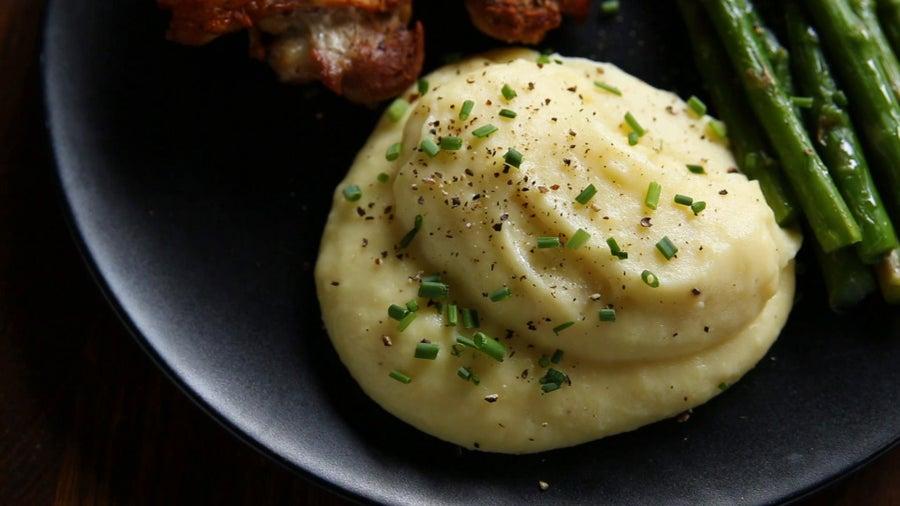 Ultimate Mashed Potatoes