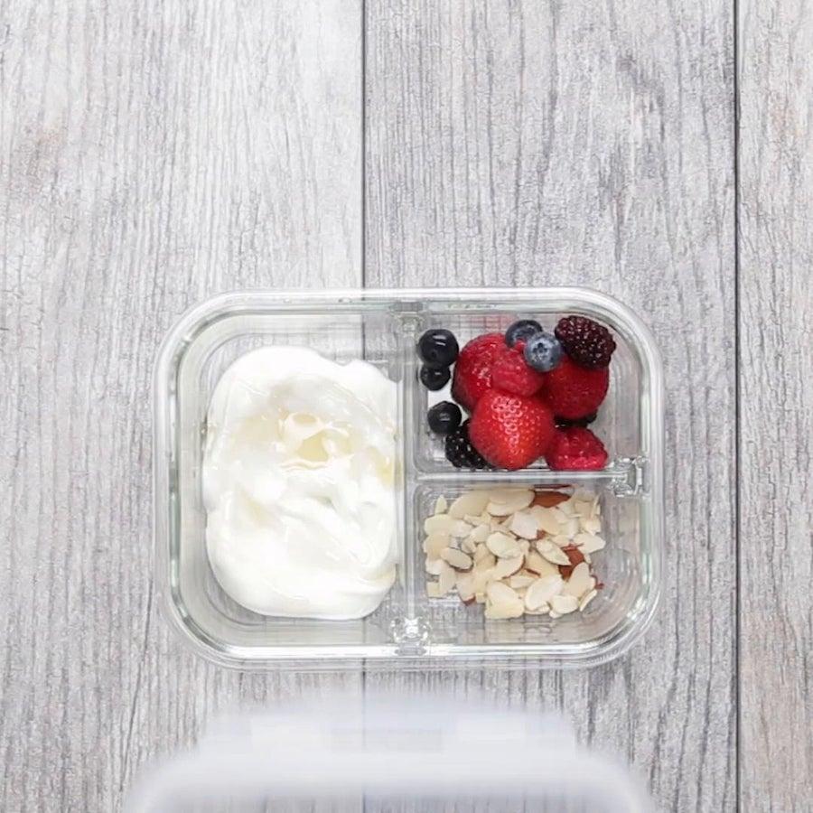 Yogurt Parfait Box