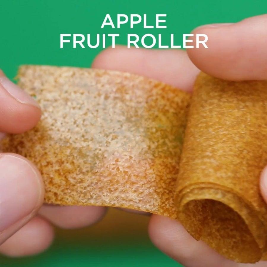 Apple Fruit Rollers