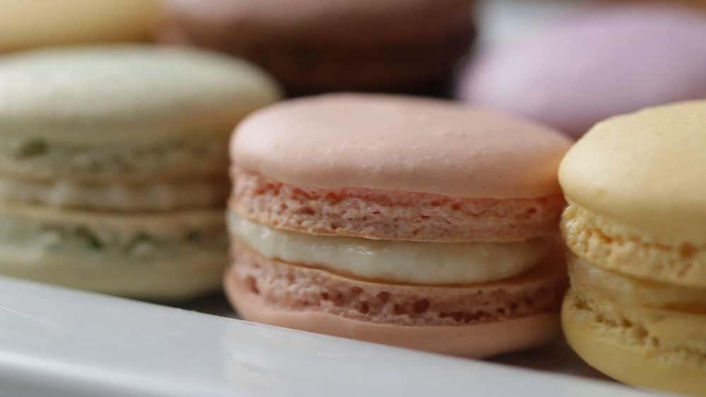 Tasty 101: Macarons