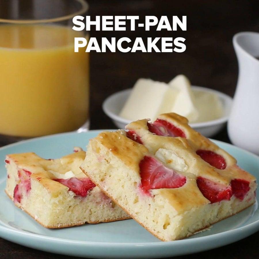 Kid-Friendly Vegan Pancakes