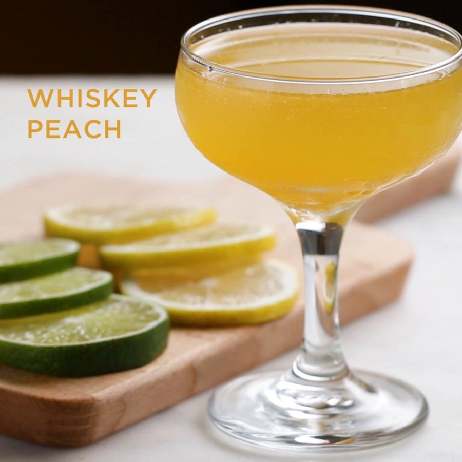 Whiskey Peach