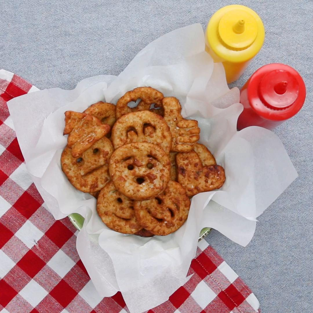 Emoji Fries Recipe By Tasty