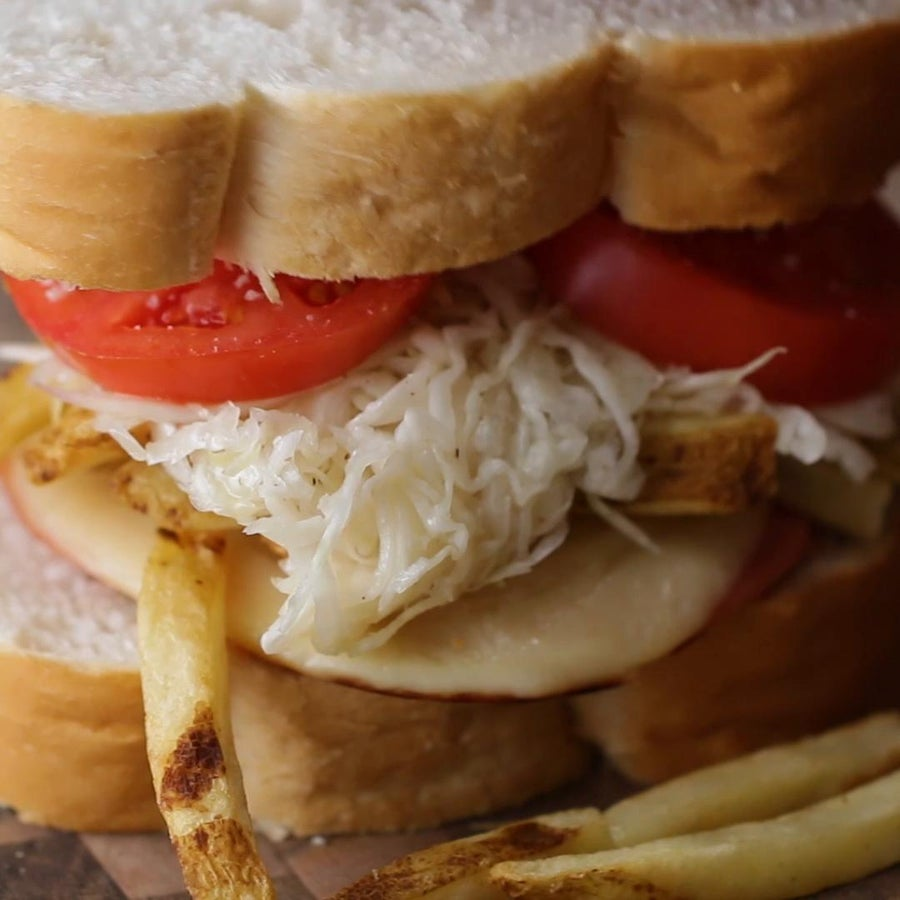 Primanti's Sandwich From Pittsburgh