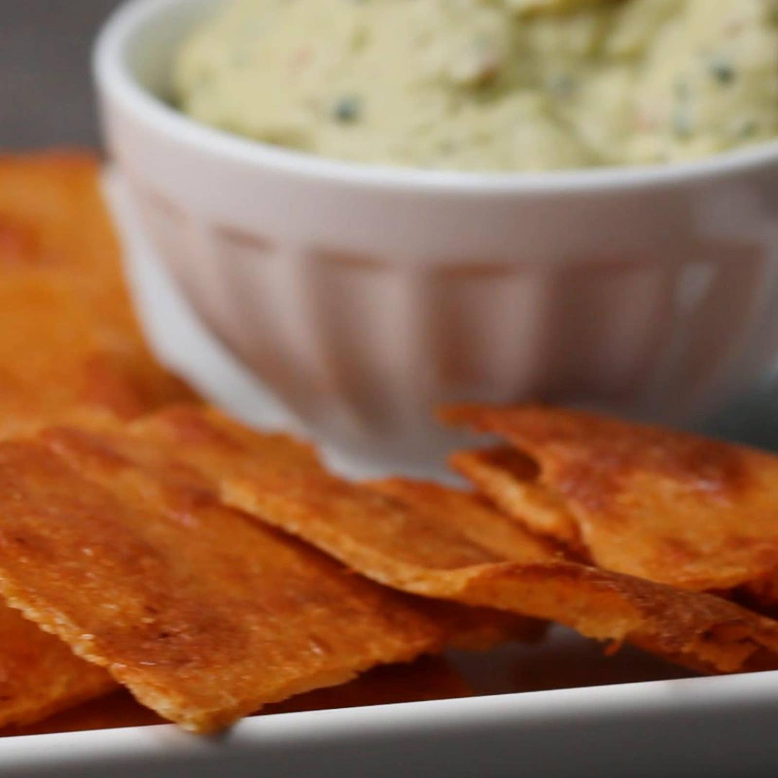 Low-Carb Chips
