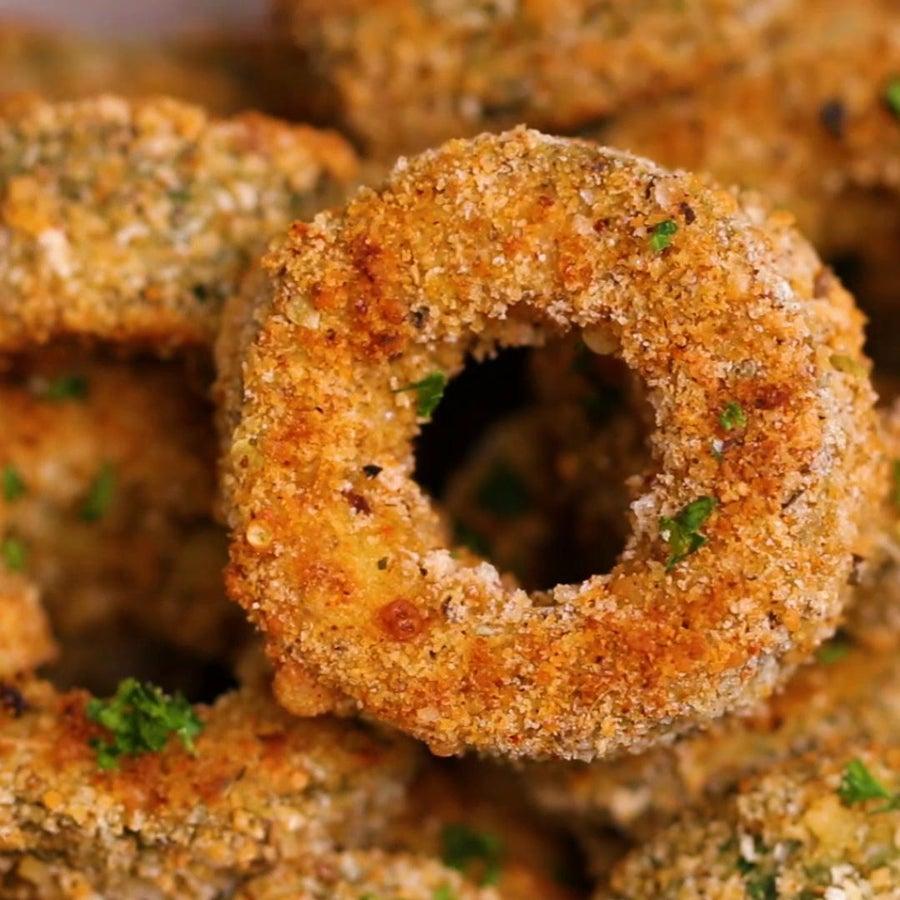 Zucchini Rings