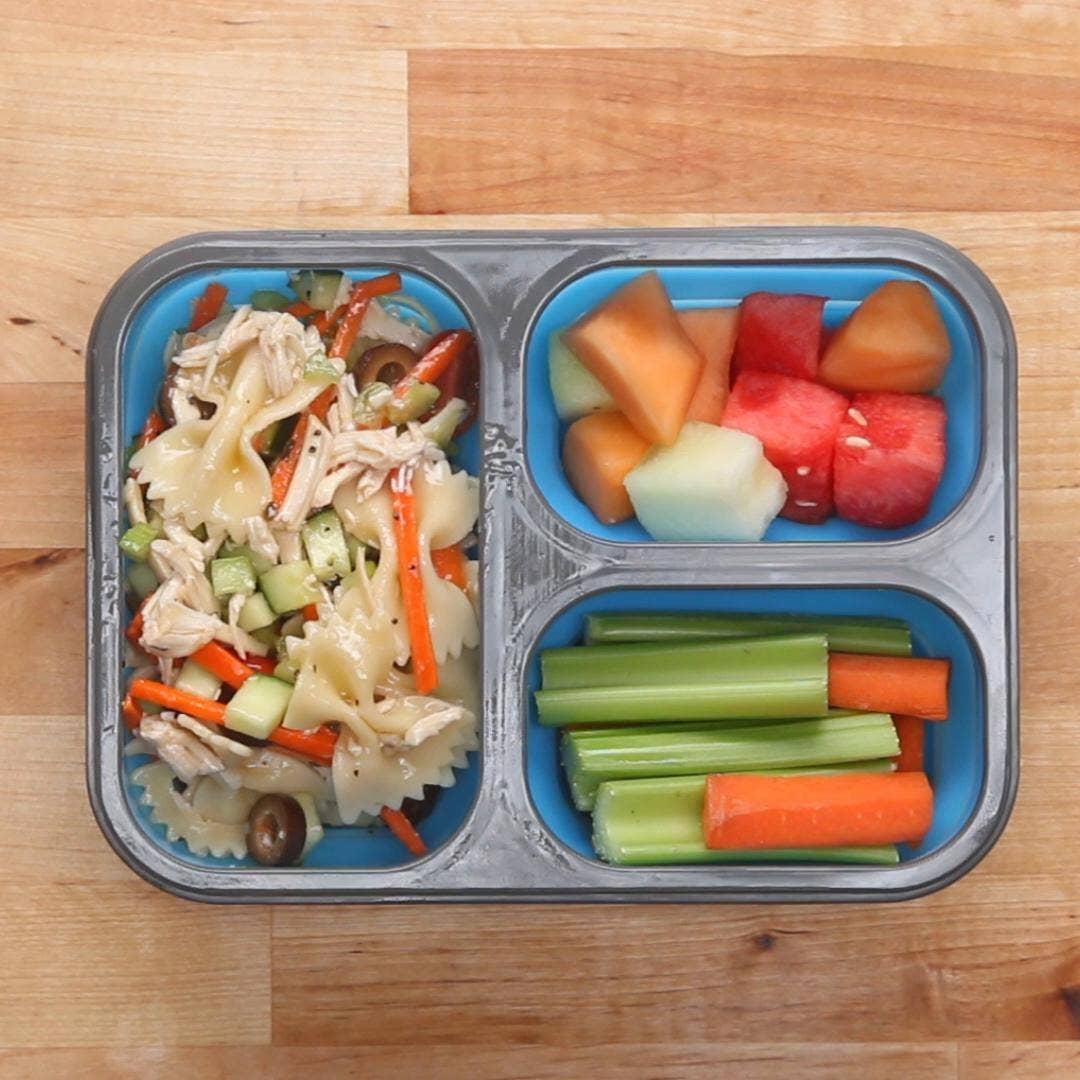 Zesty Chicken Salad Recipe