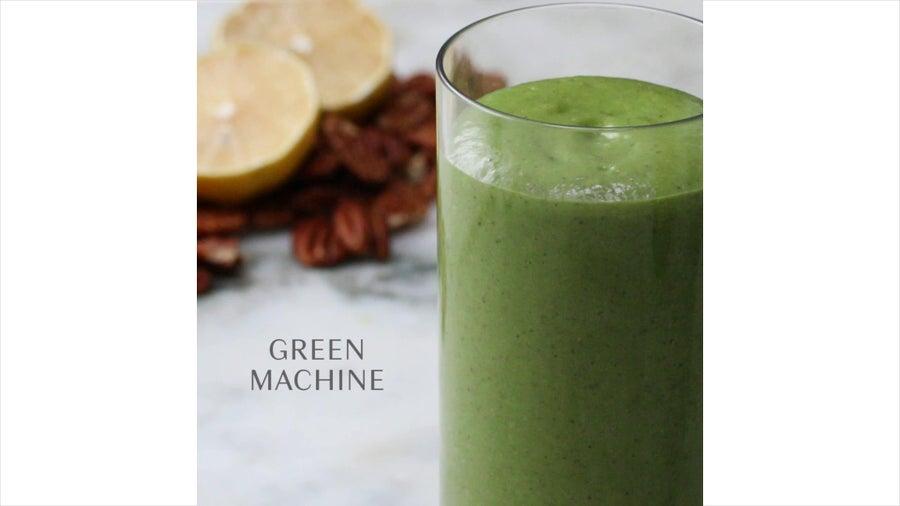 Green Machine Freezer-Prep Smoothie