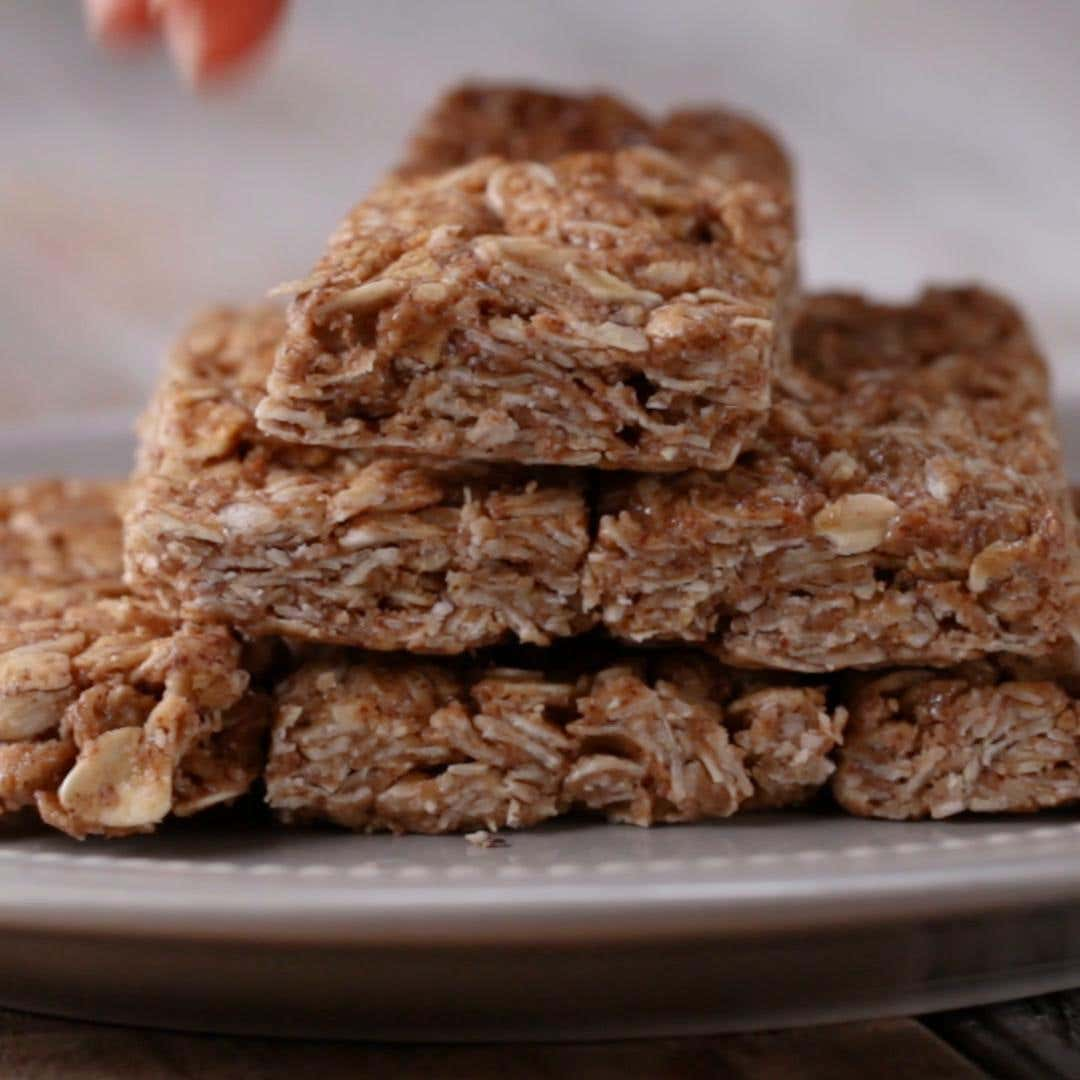 how to make oat bars with honey