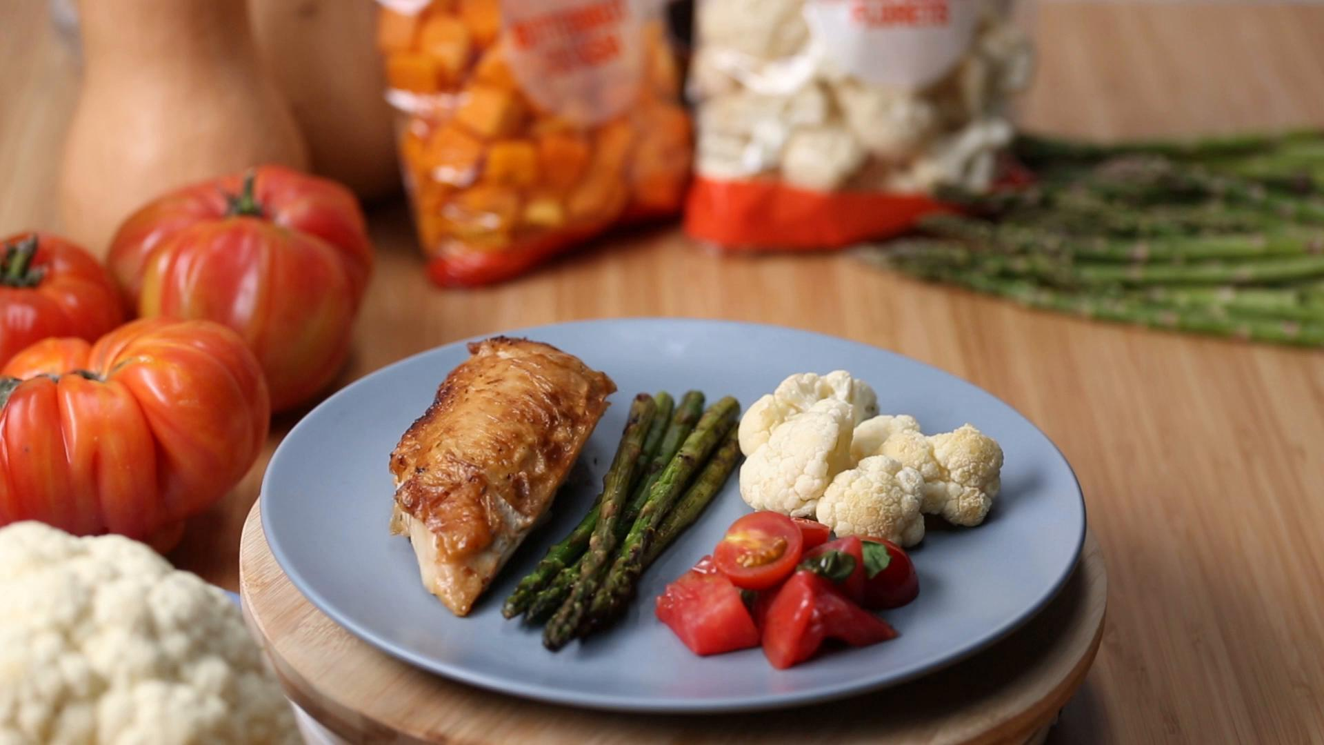Rotisserie Chicken Dinner The Legacy Recipe By Tasty