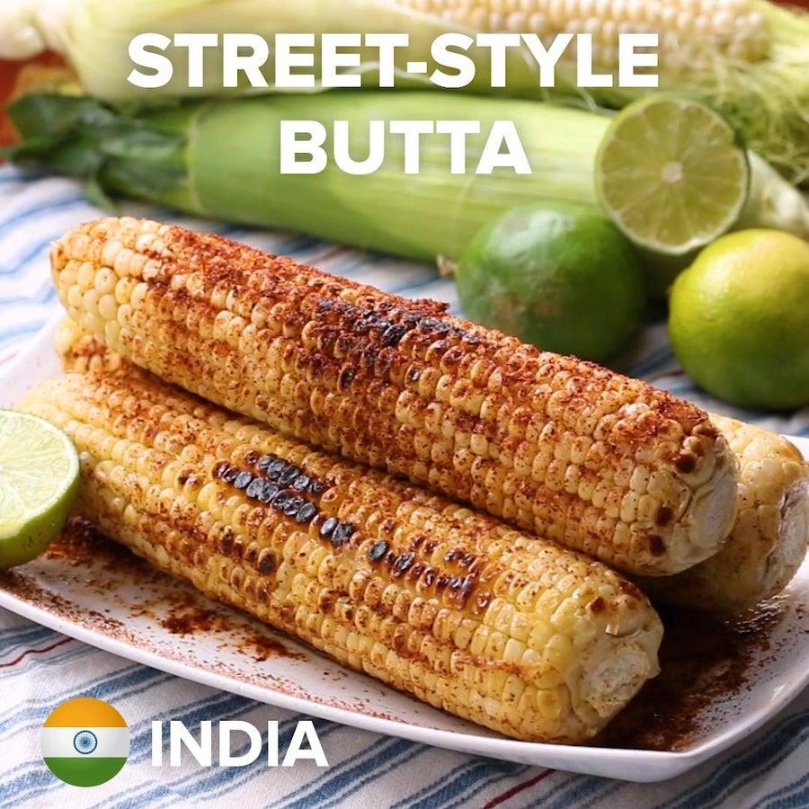 Street-Style Butta (India)