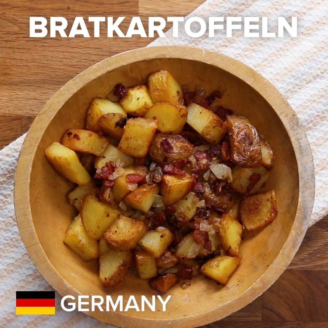Kartoffelrezepte dissoziierte Diät