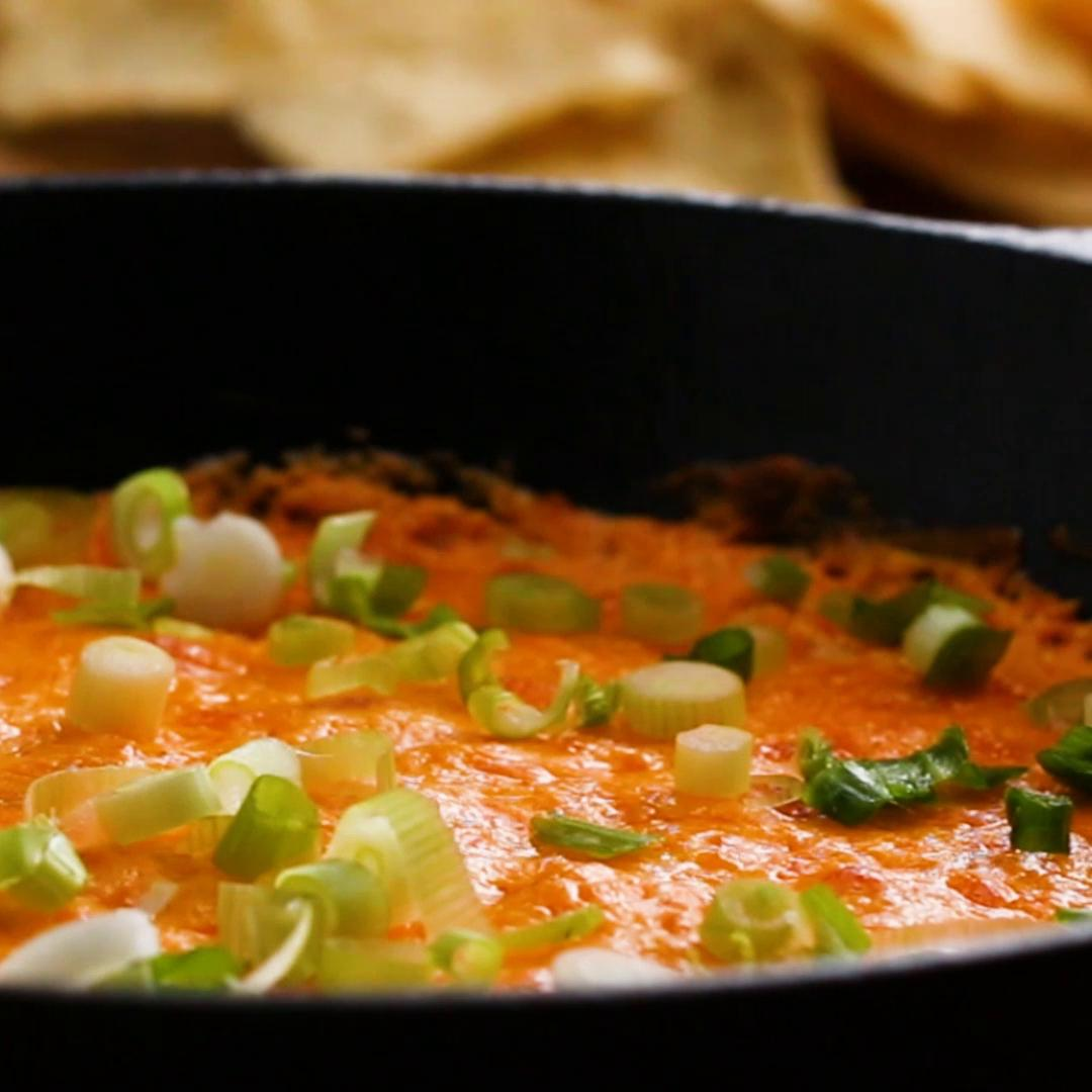 Buffalo Chicken Dip Recipe By Tasty