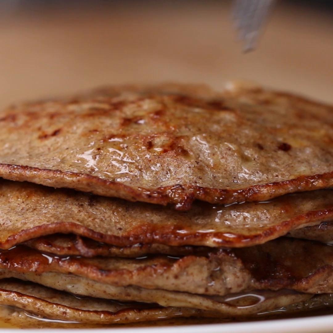 3 Ingredient Pancakes Recipe By Tasty