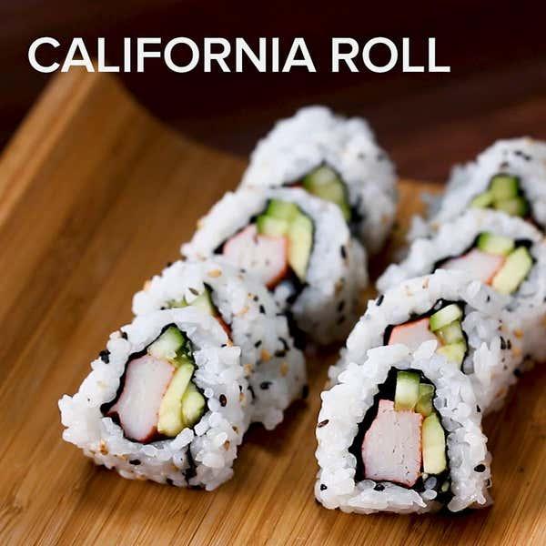 Spicy Tuna Roll Recipe By Tasty
